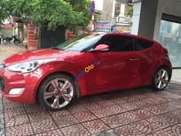 Bán xe Hyundai Veloster 1.6 AT 2011, màu đỏ dáng thể thao cực đẹp luôn