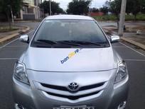 Bán Toyota Vios E đời 2008, màu bạc xe gia đình