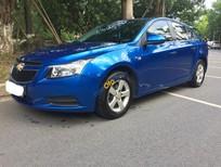 Bán Chevrolet Cruze LS 2010, chính 1 đời chủ màu xanh lam, 369 triệu