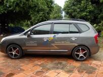Cần bán xe Kia Carens SX sản xuất 2010, màu xám giá cạnh tranh