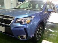 Bán Subaru Forester XT Turbo sản xuất 2016, màu xanh dương, nhập khẩu nguyên chiếc