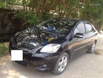 Bán Toyota Vios E đời 2008, màu đen, 335 triệu