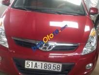 Bán Hyundai i20 1.4AT năm 2011, màu đỏ số tự động, 445 triệu