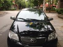 Cần bán lại xe Toyota Vios 1.5G đời 2007, màu đen chính chủ