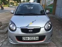 Bán Kia Morning Sport đời 2011, màu bạc xe gia đình, giá tốt