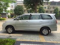 Bán Innova 2.0G màu bạc, chính chủ cá nhân đang sử dụng đời 2011, xe đẹp không có va chạm, không đâm đụng