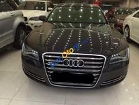 Bán Audi A8 đời 2012, màu đen, xe nhập
