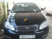 Bán Toyota Corolla J 1.3 2003, màu đen