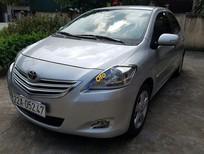 Bán Toyota Vios E đời 2008, màu bạc chính chủ giá cạnh tranh