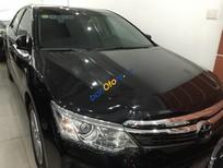 Salon Auto Bình Thành cần bán Toyota Camry 2.5Q đời 2016, màu đen