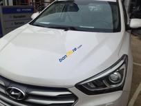 Bán ô tô Hyundai Santa Fe 4WD 2016, màu trắng
