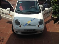 Bán Daewoo Matiz SE đời 2008, màu trắng, nhập khẩu chính hãng