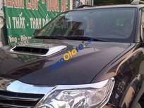 Cần bán xe cũ Toyota Fortuner G đời 2014, màu đen số sàn, giá chỉ 880 triệu