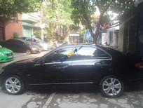 Bán xe Mercedes C200 đời 2010, màu đen chính chủ, giá 900tr