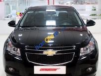 Bán xe cũ Chevrolet Cruze LS 1.6MT đời 2015, màu đen