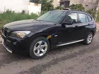 Bán BMW X1 đời 2011, màu đen, nhập khẩu chính hãng