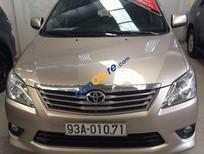 Cần bán gấp Toyota Innova E 2012 chính chủ