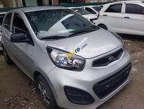 Cần bán Kia Morning Van đời 2011, màu bạc, nhập khẩu nguyên chiếc