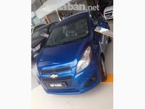Cần bán Chevrolet Spark LS 2016, màu xanh lam, 339tr