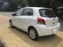 Bán Toyota Yaris 1.3. AT. 2010, màu trắng, 530 triệu