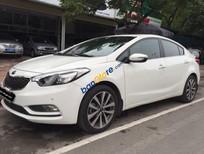 Đại Tín Auto cần bán xe Kia K3 2.0AT đời 2015, màu trắng chính chủ, 685 triệu