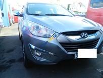 Cần bán Hyundai Tucson 4WD sản xuất 2010, màu xám, nhập khẩu