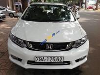 Ô Tô Anh Lượng cần bán gấp Honda Civic 1.8AT đời 2015, màu trắng