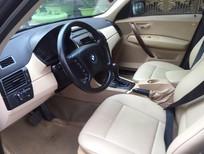 Cần bán xe BMW X3 AT 2008, màu đen, nhập khẩu, giá tốt