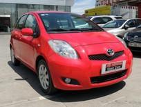 Toyota Cầu Diễn bán Yaris 1.3 2010 nhập nhật màu đỏ