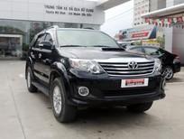 Fortuner G 2014 màu đen chào bán tại Toyota Cầu Diễn