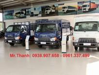 Xe Tải Hyundai 7 Tấn Hyundai 6.4 Tấn, Hyundai Thaco HD650 Khuyến Mãi 100% Phí Trước Bạ Ở HCM Và Long An