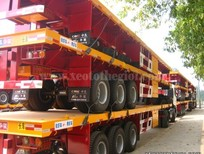 Somi Romooc Cimc Sàn 31.5 tấn 40 Feet 3 Trục, hỗ trợ đăng kiểm, hỗ trợ trả góp lãi suất thấp.