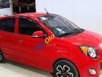 Bán xe Kia Morning AT đời 2010, màu đỏ