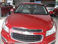 Bán xe Chevrolet Cruze LTZ 2016, màu đỏ, giá 686tr khuyến mãi giảm giá hấp dẫn