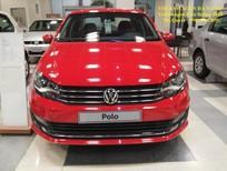 Volkswagen Polo Sedan Sedan GP màu đỏ, nhập khẩu, giá tốt, Hỗ trợ trả góp tới 90% giá trị xe