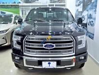 Cần bán Ford F 150 Supercrew Limited sản xuất 2016, màu đen