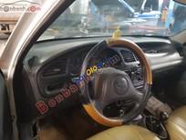 Bán xe Daewoo Lanos SX đời 2001, màu trắng chính chủ