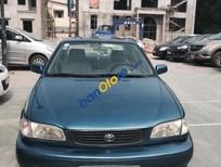 Cần bán xe Toyota Corolla 1.3 đời 2001, màu xanh dương còn mới, giá 250tr
