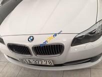 Cần bán gấp BMW 5 Series 520i đời 2013, màu trắng, nhập khẩu
