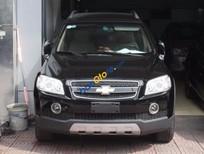 Bán xe cũ Chevrolet Captiva LT năm 2007, màu đen số sàn, giá chỉ 395 triệu