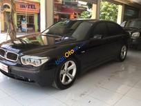 Auto Thành Hải cần bán gấp BMW 750Li đời 2004, màu đen, xe nhập, giá 550tr