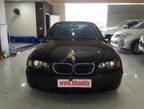 Cần bán xe BMW 3 Series 318i 2002, màu đen số sàn