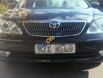 Bán Toyota Camry 2.4 đời 2005, màu đen, nhập khẩu số sàn