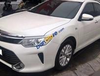 Cần bán gấp Toyota Camry 2.5G đời 2015, màu trắng