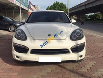 Bán Porsche Cayenne S 4.8L 2010, màu trắng, nhập khẩu chính hãng