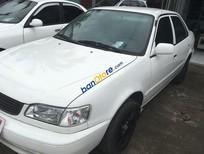 Bán Toyota Corolla đời 2001, màu trắng, giá 215tr