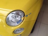 Bán ô tô Fiat 500 sản xuất 2009, màu vàng