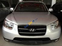 Bán ô tô Hyundai Santa Fe MLX đời 2007, màu bạc, nhập khẩu Hàn Quốc số tự động, 615 triệu