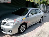 Cần bán gấp Toyota Corolla altis 1.8AT đời 2011, màu bạc như mới