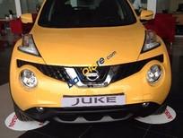 Bán Nissan Juke đời 2016, màu vàng, nhập khẩu chính hãng